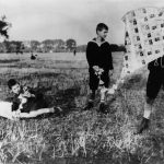 German Kids Flying A Kite Made Of Worthless Money During Hyperinflation, 1923